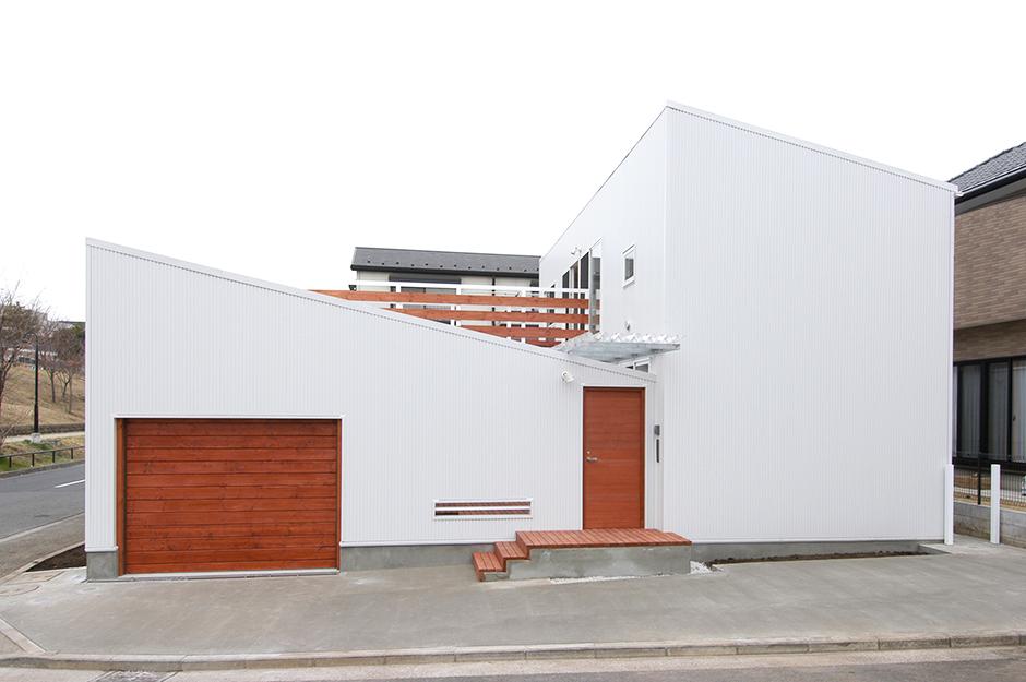 北山田のコートハウス