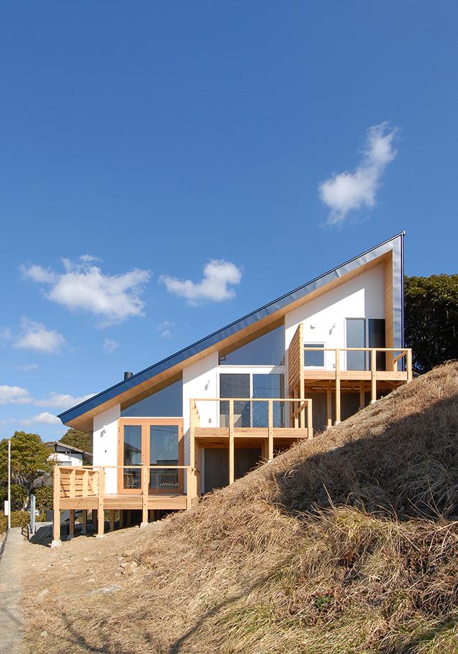 勝浦のステップハウス