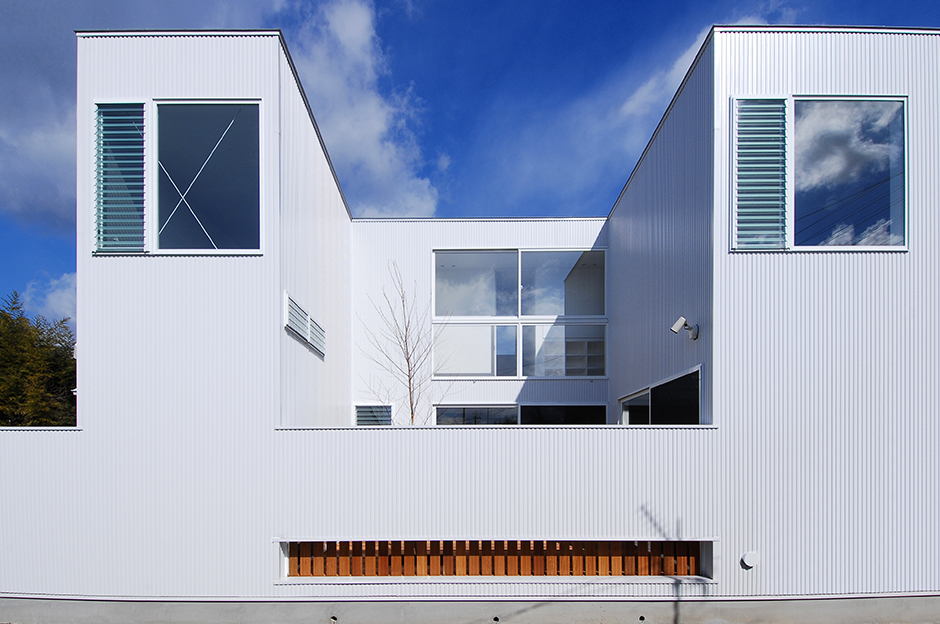 浜名湖の家